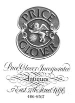 Price Glover Antiques logo