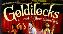 Goldilocks and the Three Glam Girls