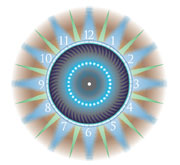 Radiant Clock design