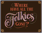 Where Have All the Folkies Gone?